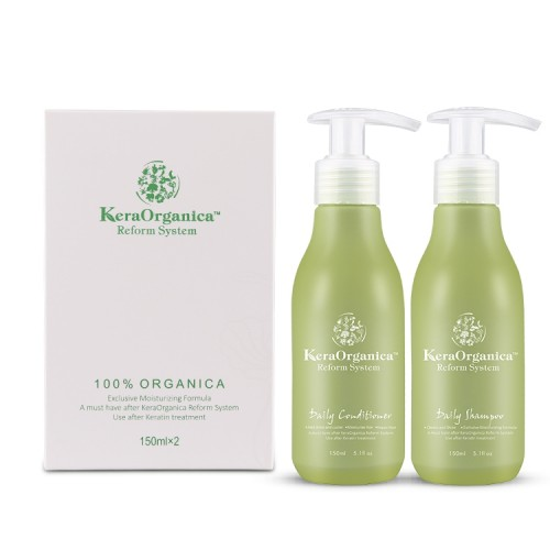 Kera Organica Sets (Daily Shampoo + Daily Conditioner)